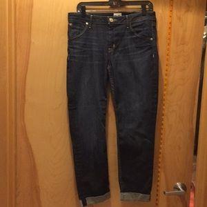 Hudson Women's size 31 jeans EUC